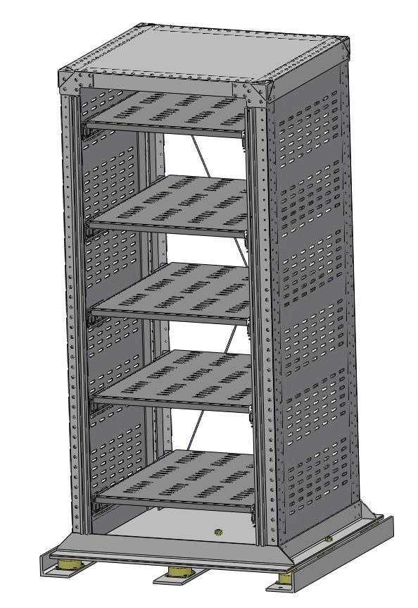 equipment rack