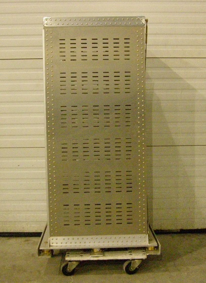 50 Inch Equipment Rack Lake Central Air Services